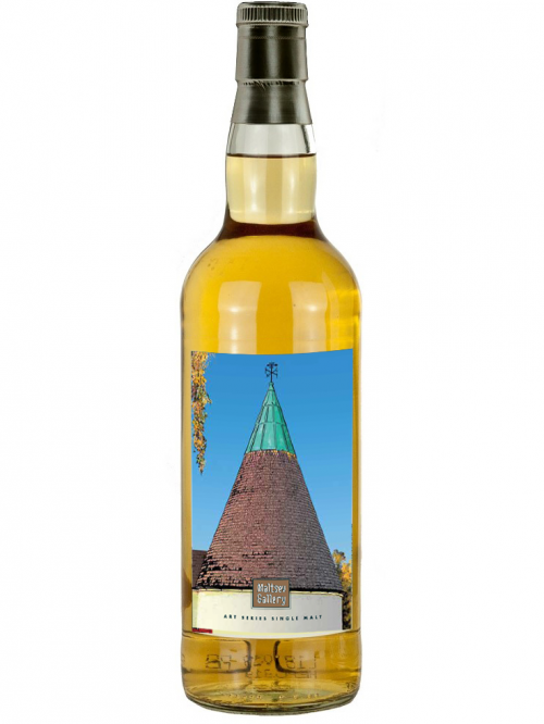 AUCHROISK 12 YEARS 2007-2019 MALTSEV GALLERY ART SERIES single malt
