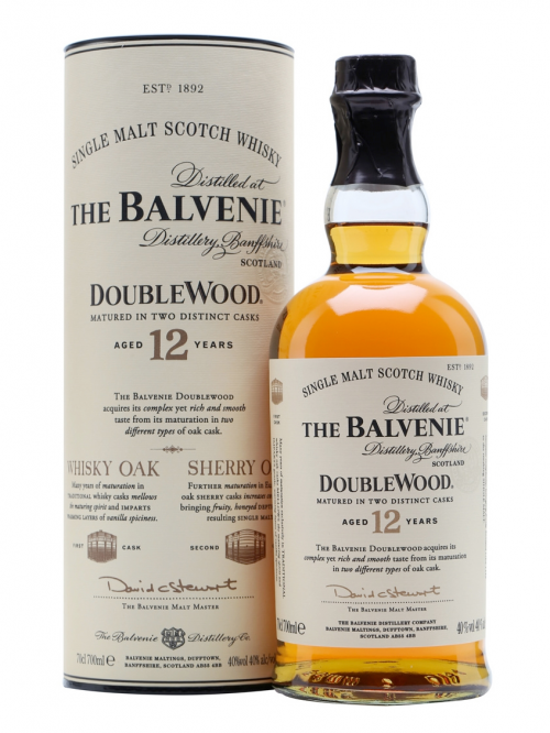 BALVENIE 12 YEARS single malt
