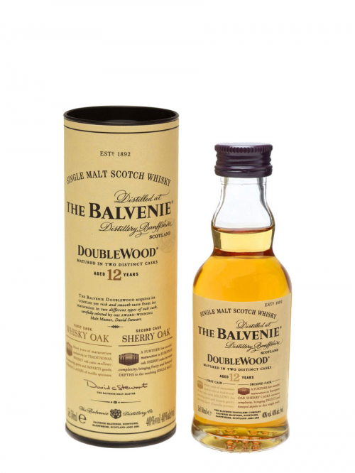 BALVENIE 12 YEARS DOUBLEWOOD single malt