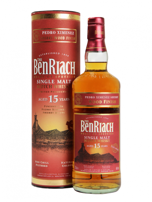Benriach 15 Year Old Pedro Ximenez