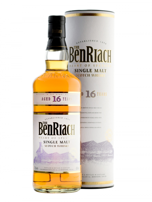 BENRIACH  16 YEAR  SINGLE MALT