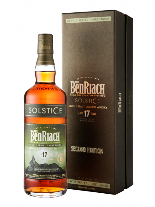 Benriach 17 Year Old Solstice