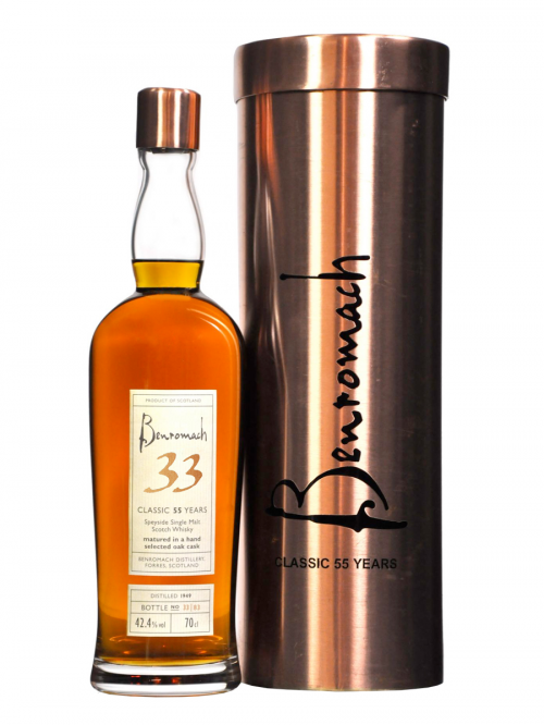 Benromach 55 Year Old 1949