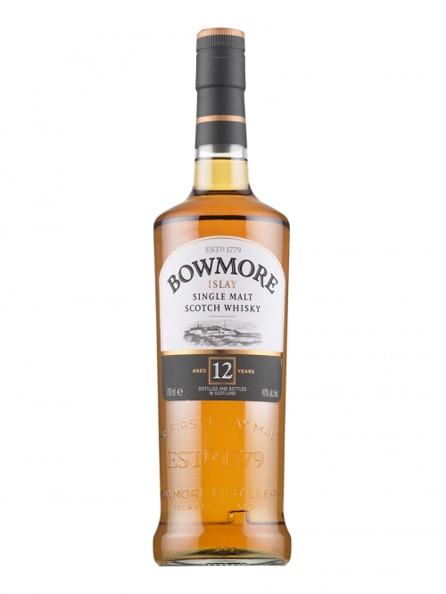 BOWMORE 12 YEARS single malt