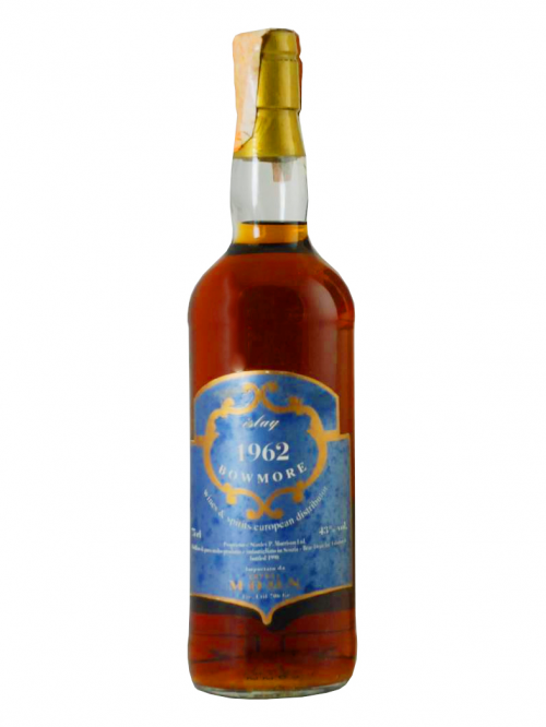 BOWMORE 1962 SHERRY CASK MOON IMPORT