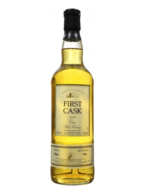 Bowmore 22 Year Old 1982 First Cask