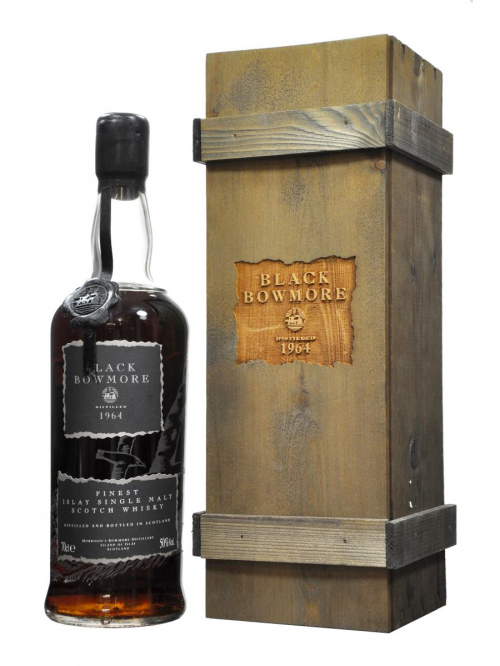 BLACK BOWMORE 30 YEAR OLD 1964