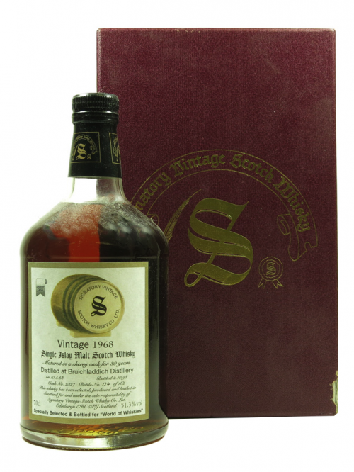BRUICHLADDICH 1968 30 YEAR OLD 10 TH ANNIVERSARY