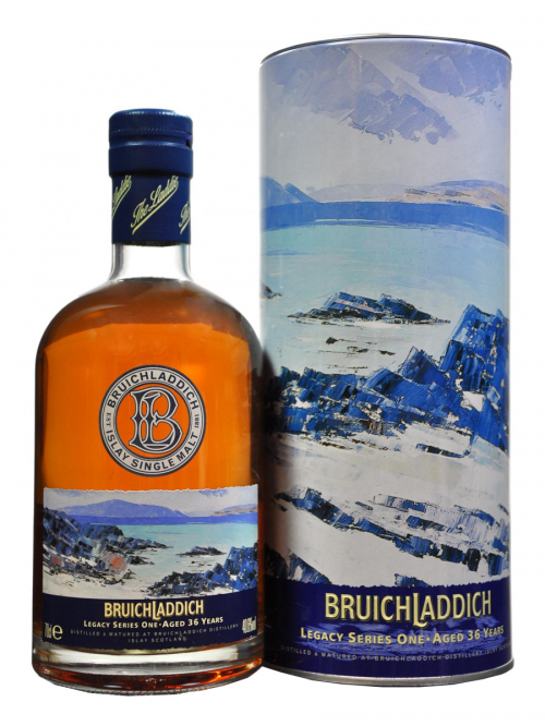 BRUICHLADDICH AGED 36 YEAR LEGACY SERIES TWO