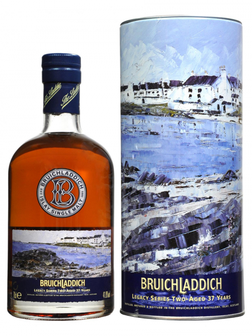 BRUICHLADDICH AGED 37 YEAR LEGACY SERIES TWO