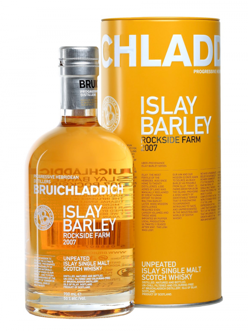 BRUICHLADDICH 2010 ISLAY BARLEY single malt