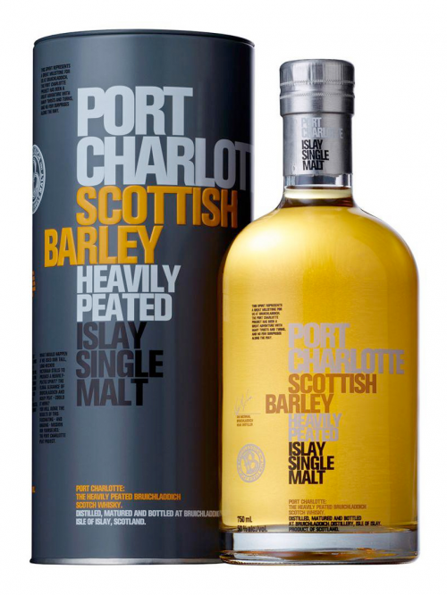 BRUICHLADDICH  10 YEAR  SINGLE MALT