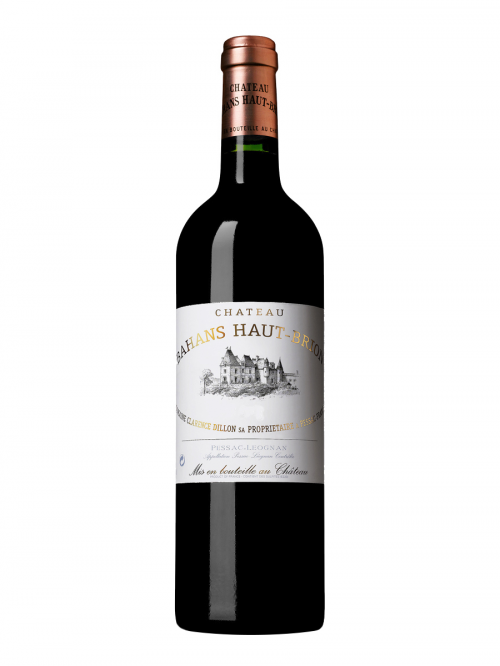 CHATEAU BAHANS HAUT BRION GRAND CRU  2005 0,75 RED DRY