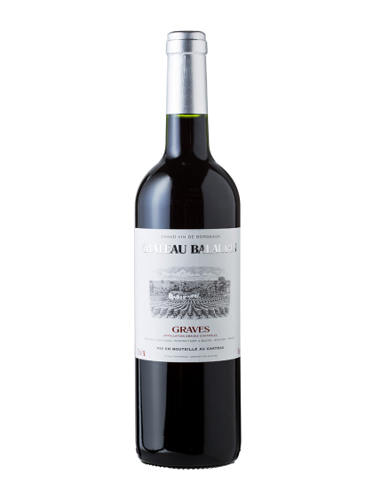CHATEAU BALAURIN  AOC 2012 0,75 RED