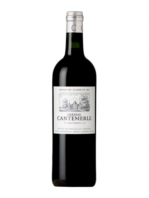 CHATEAU CANTEMERLE 5-ME CRU  2005 0,75 RED