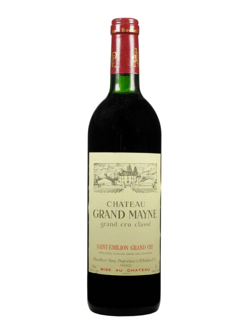 Chateau Grand Mayne 2005