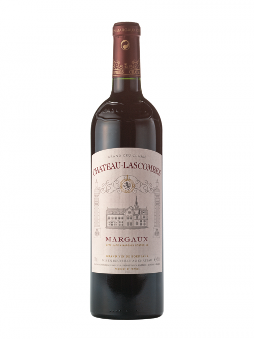 CHATEAU LASCOMBES 2-ME CRU  2005 0,75 RED