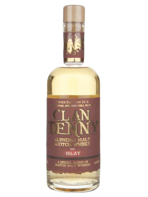 ISLAY 5 YEAR  CLAN DENNY BLENDED MALT