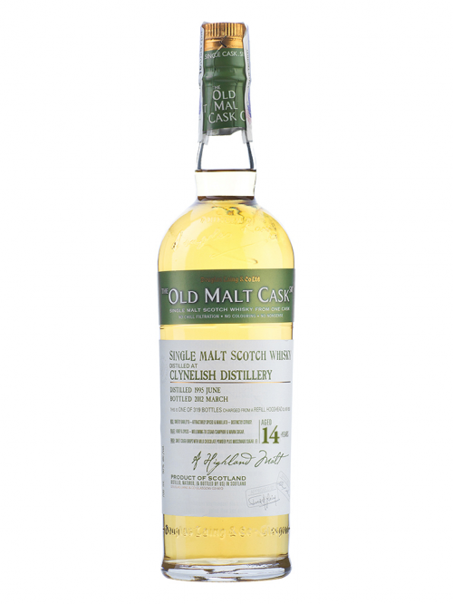Clynelish 14 Year Old 1990–2004 Old Malt Cask
