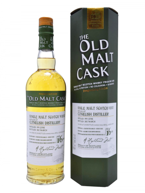 Clynelish 16 Year Old 1995–2012 Old Malt Cask