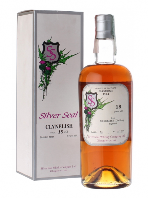 Clynelish 18 Year Old 1984–2003 Silver Seal