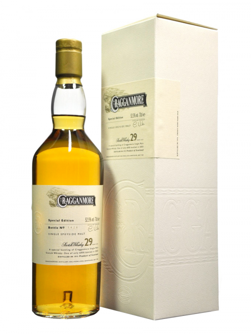 CRAGGANMORE 29 YEAR OLD 2003 SPECIAL EDITION