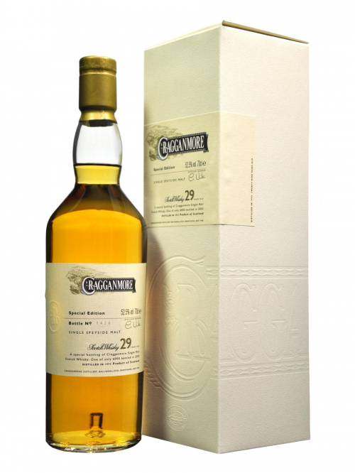 CRAGGANMORE 29 YEARS 2003 SPECIAL EDITION single malt