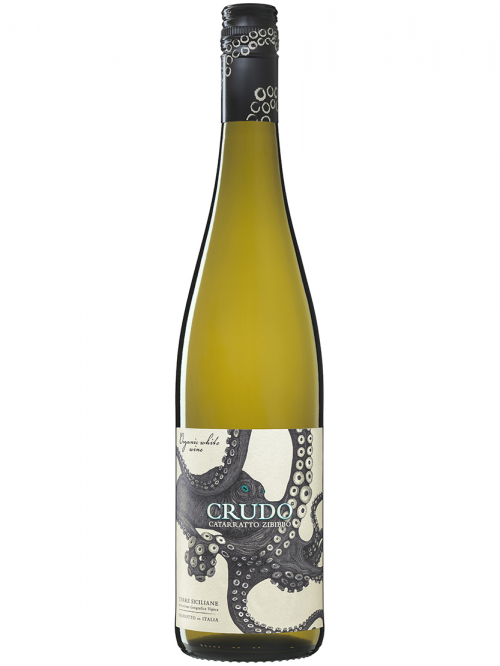 CRUDO CATARRATTO ZIBIBBO TERRE SICILIANE 2018