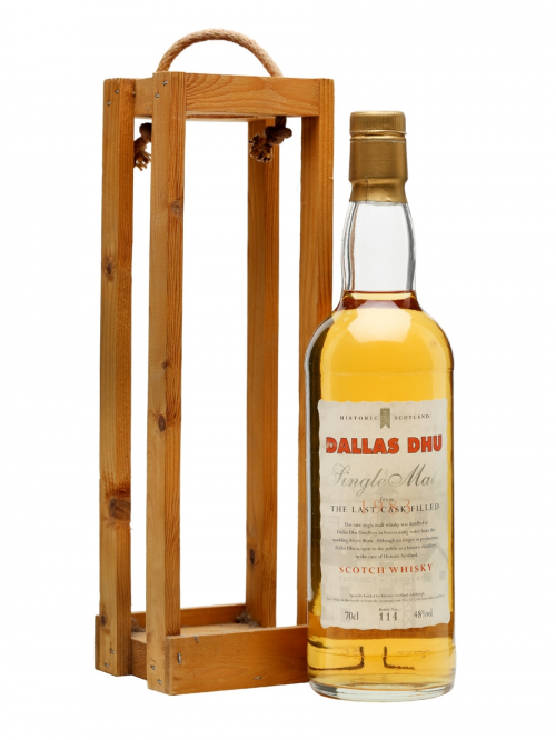 Dallas Dhu 1983 The Last Cask Filled