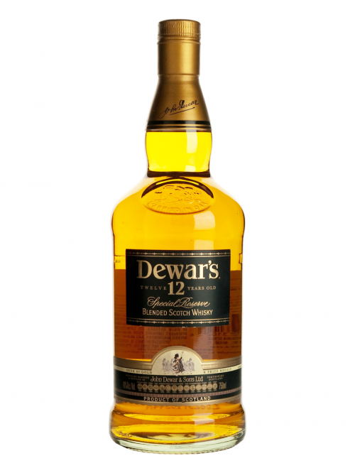 Dewar's 12 Years Old Special Reserve