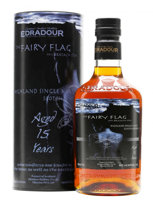 Edradour 15 Year Old Fairy Flag