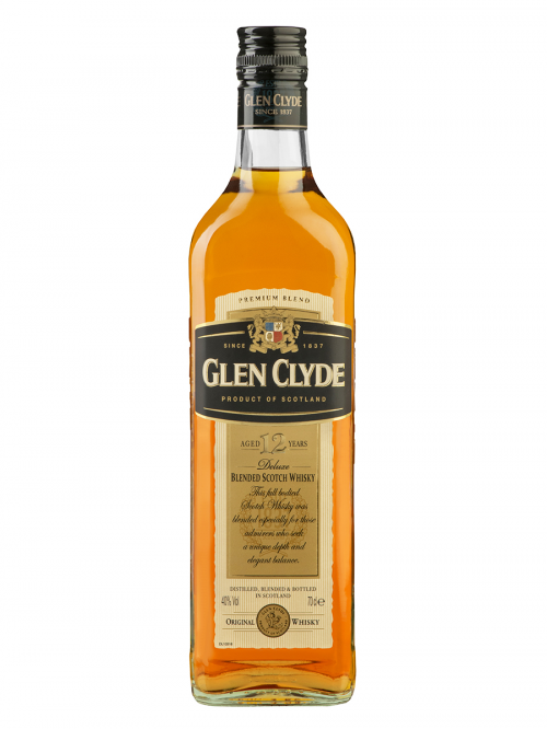 GLEN CLYDE 12 YEAR  BLEND