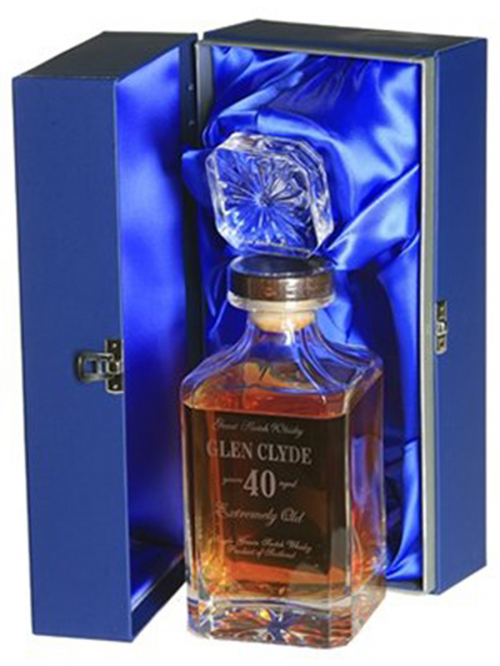 GLEN CLYDE 40 YEARS single grain