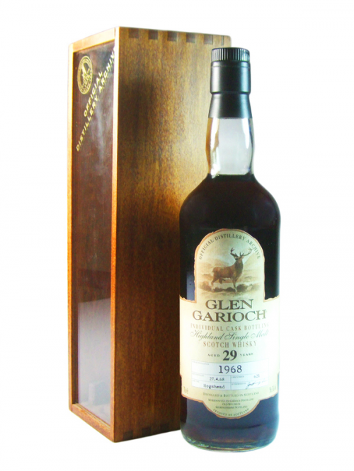 GLEN GARIOCH 29 YEAR OLD 1968 - 1997  INDIVIDUAL CASK