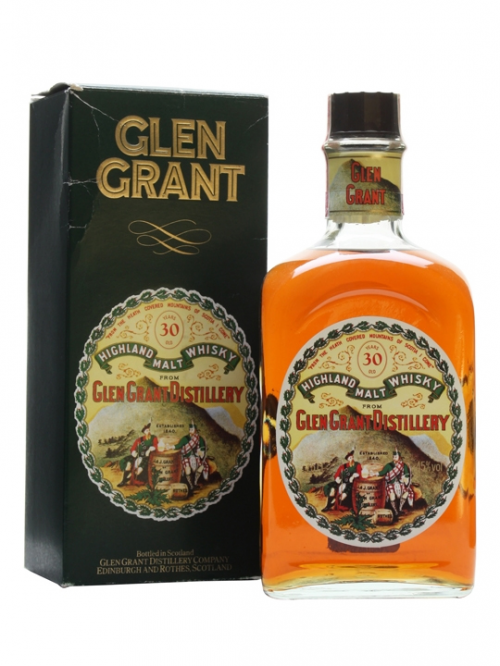 GLEN GRANT 30 YEAR OLD
