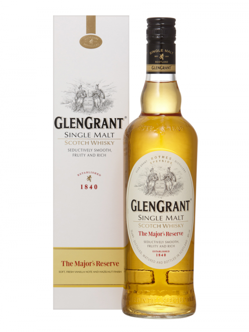 GLEN GRANT MAJOR'S 5 YEAR OLD