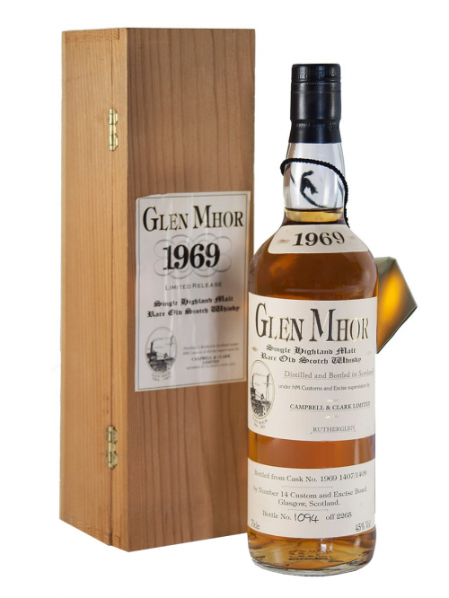 GLEN MHOR 1969 CAMPBELL & CLARK LIMITED