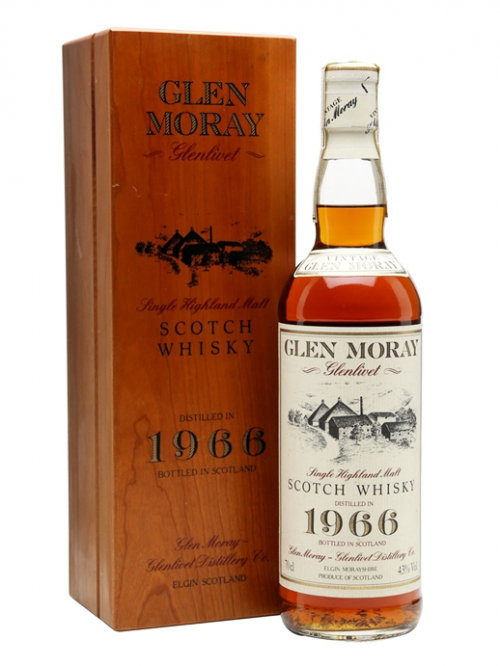 Glen Moray 26 Year Old 1966 Vintage