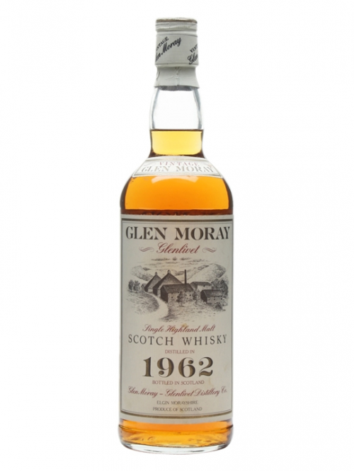 GLEN MORAY 27 YEAR OLD 1962 GLENLIVET