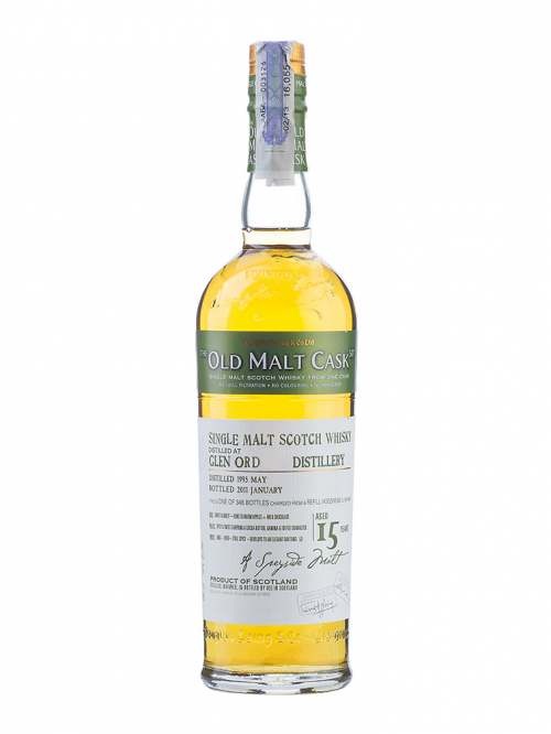 Glen Ord 15 Year Old 1989–2004 Old Malt Cask
