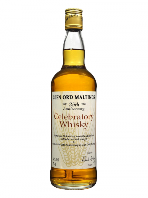 GLEN ORD MALTINGS 24 YEAR OLD 1969 - 1993 ANNIVERSARY