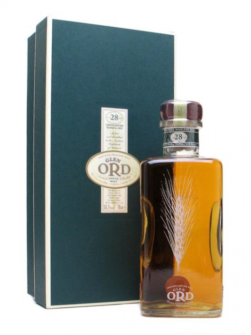 GLEN ORD 28 YEAR OLD 1975 - 2003 LIMITED EDITION