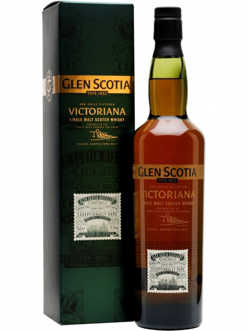 GLEN SCOTIA VICTORIANA single malt