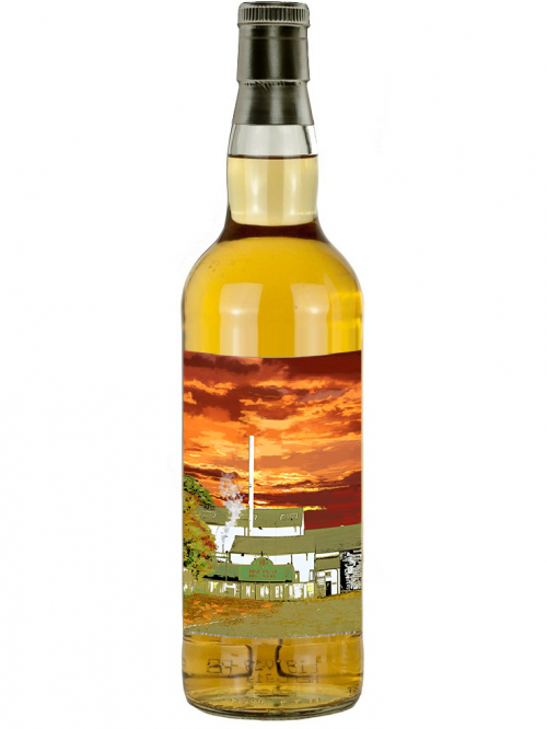 GLEN SPEY 10 YEARS MGAW single malt