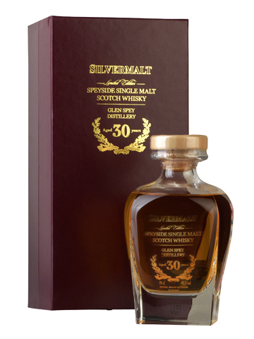 GLEN SPEY 30 YEAR 1981 - 2011 SILVERMALT  SINGLE MALT