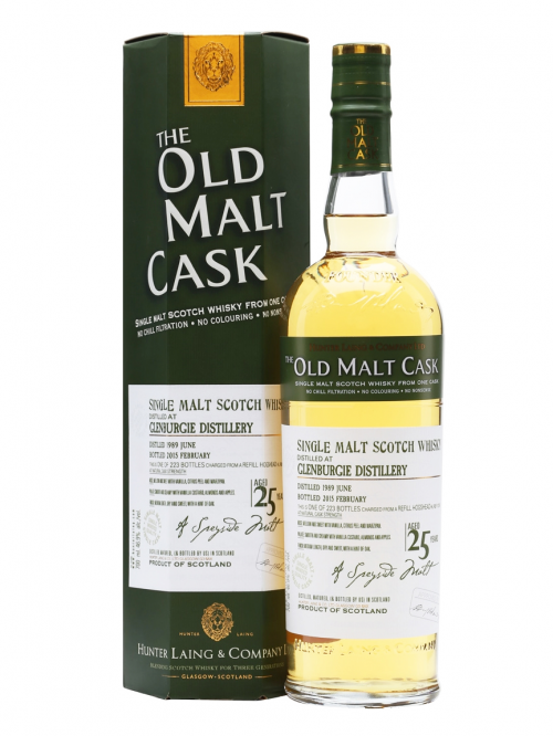 Glenburgie 25 Year Old 1980–2005 Old Malt Cask