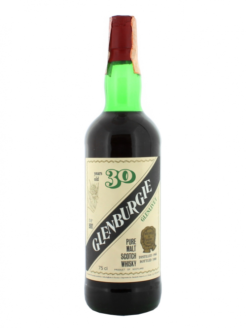 GLENBURGIE - GLENLIVET 30 YEAR OLD 1954 GORDON & MACPHAIL