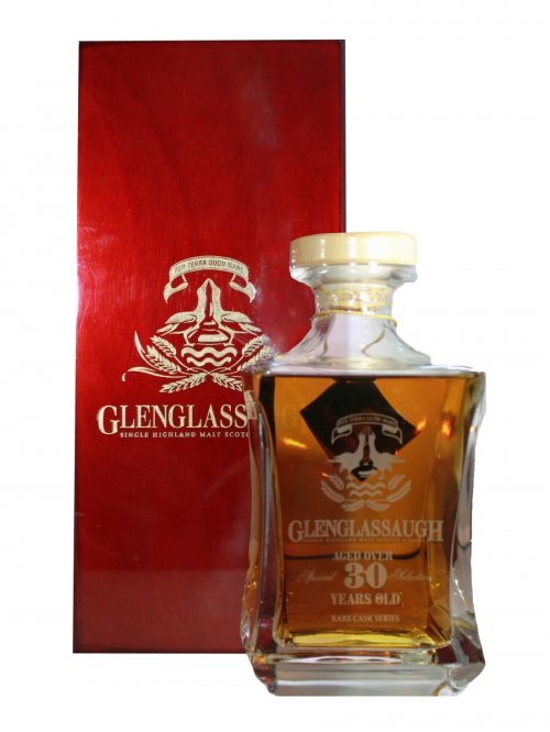 GLENGLASSAUGH AGED OVER 30 YEAR OLD 1978 RARE CASK SERIES