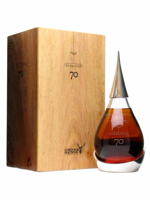 GLENLIVET GENERATIONS 70 YEAR OLD 1940 GORDON & MACPHAIL