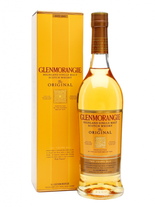 GLENMORANGIE 10 YEARS ORIGINAL single malt